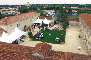 photo drone mariage vendee-85